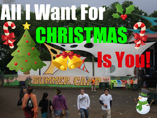 Summer Camp Christmas