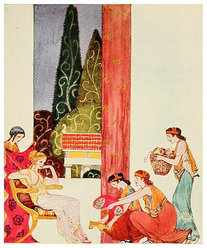 019-The adventures of Odysseus and the tale of Troya 1918- ilustrado por Willy Pogany