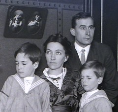 Capewell Family -  Eyes Shut - detail