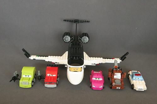 8638 Spy Jet Escape 1