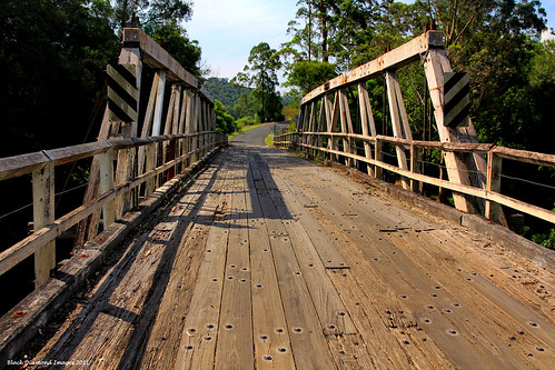 RTA Bridge No.1950 - Historic Duff's Bridge, Dingo Creek, Manning Valley, NSW