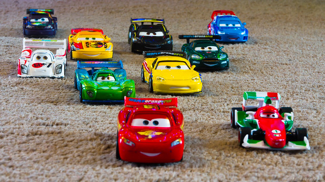 Cars  Rip Clutchgoneski Pays