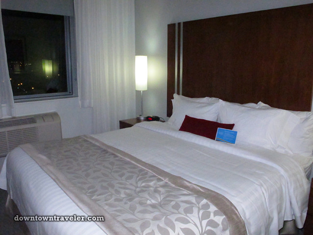 Brooklyn Fairfield Inn Hotel_King bed room