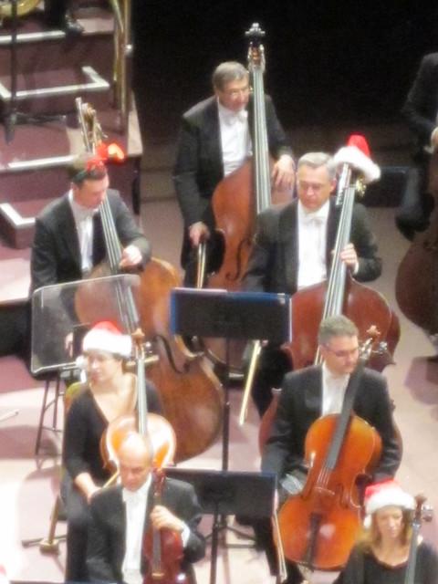 John Rutter Christmas concert 033