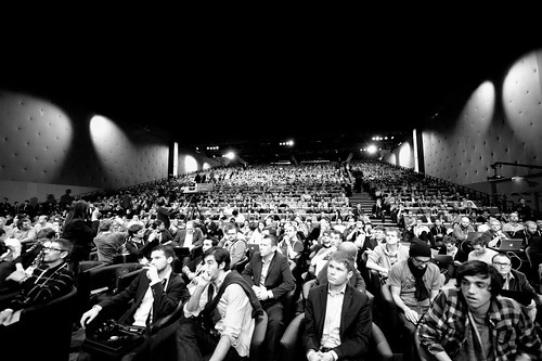 Audience @ LeWeb 11 Les Docks-9317