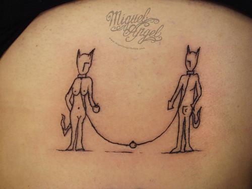 Cards Symbol Tattoo Tarot Card Devil Tattoo