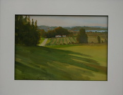 Alpers Hill Watercolor