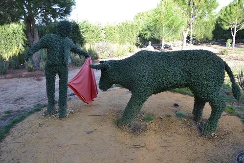 Torero, El Bosque Encantado