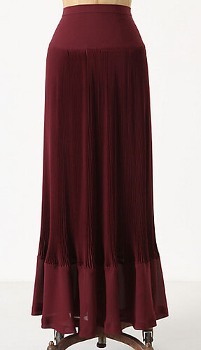 The Anthropologie Maxi Skirt