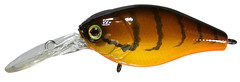 Cherry Brown Craw Bass Fishing Lure