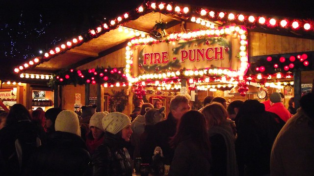 Edinburgh Christmas market and fair 015