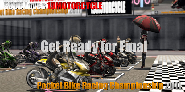 Get Ready for Final - Pocket Bike Racing Championship 2011