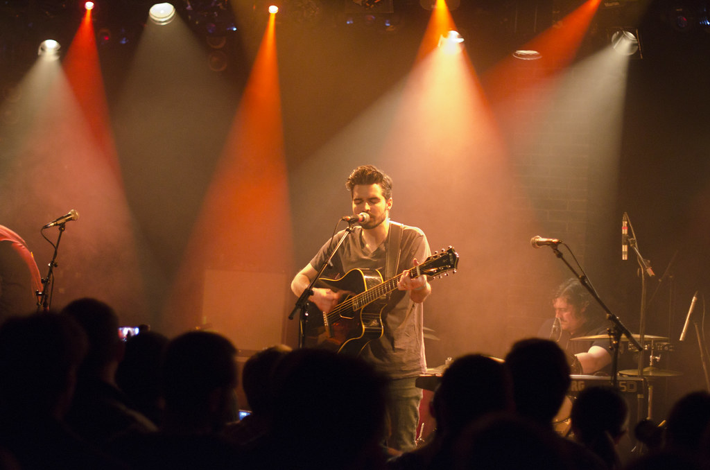 The Boxer Rebellion @ La Maroquinerie
