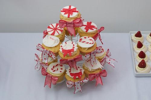 Świąteczne cupcake'i by CupcakeLovePL
