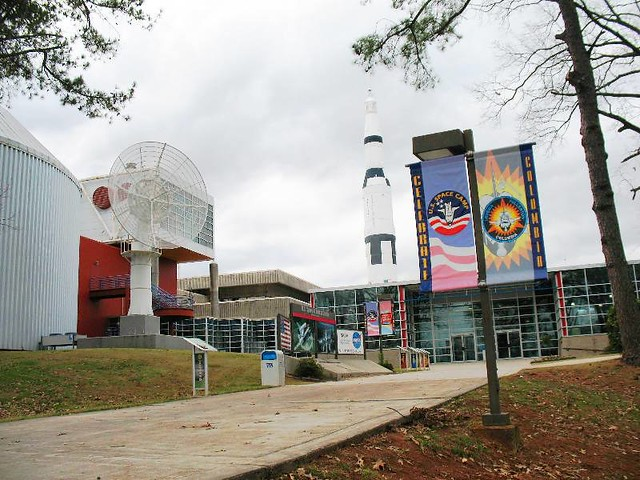 us space and rocket center sign - photo #10