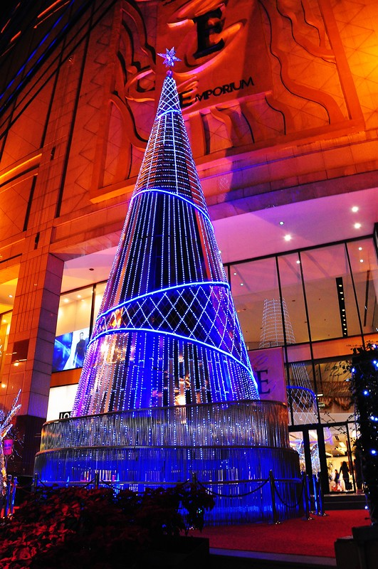 Bangkok, All Decked Out for Christmas 1