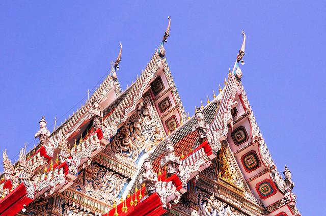 Wat Suan Plu, Bangkok