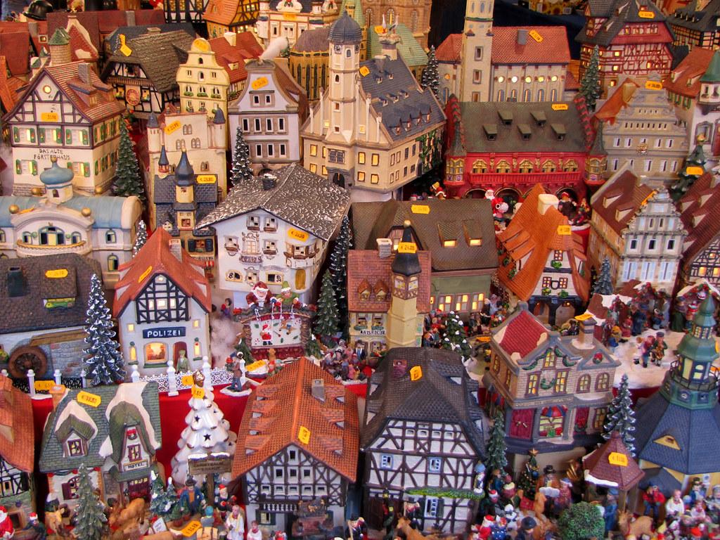A winter's tale in miniature