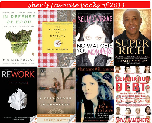 favorite books of 2011