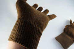 週刊アスキー スマホ対応手袋
