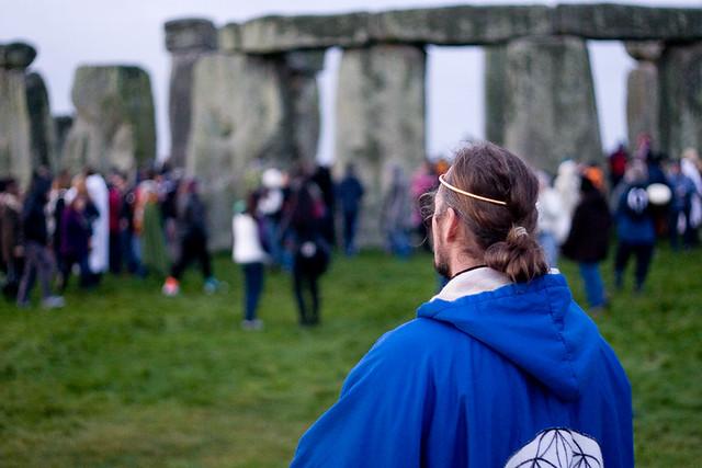 Stolstice - Stonehenge