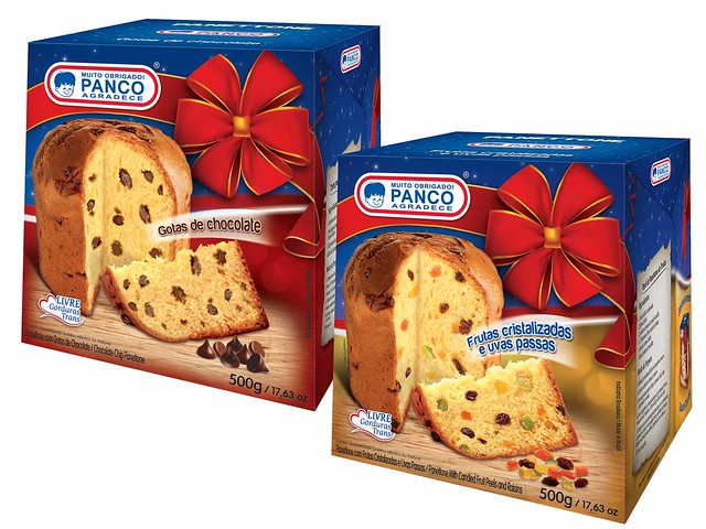 Panettones Panco