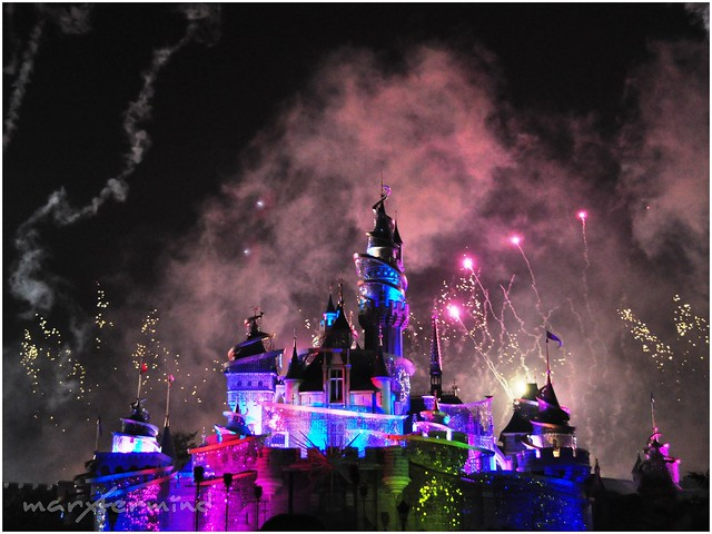 Disney in the Stars Fireworks (4)