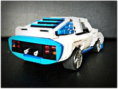 Lugnuts 50th Car
