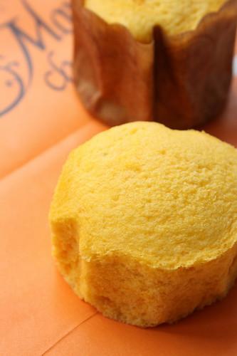 pumpkin soufflé cake