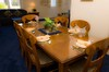 <p>Dining area to seat 6 people</p>