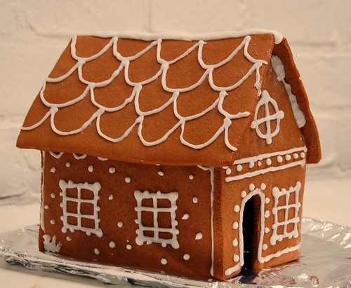 Gingerbread house by Tuttebel