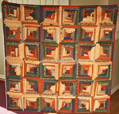 Brent's Christmas Quilt