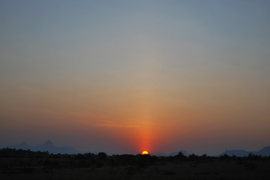 Jayangali-Sunset