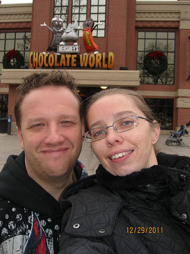 12/29/11: We needed fresh air after the Chocolate World visit