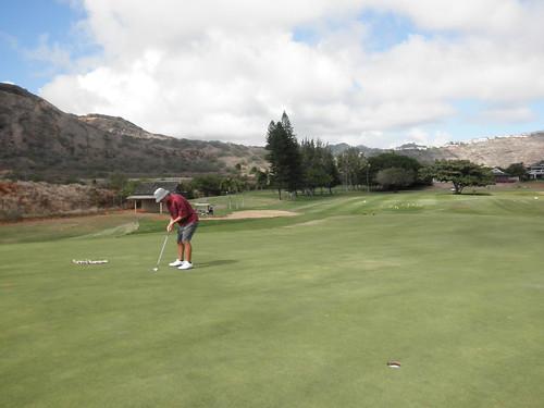 Hawaii Kai Golf Course 156