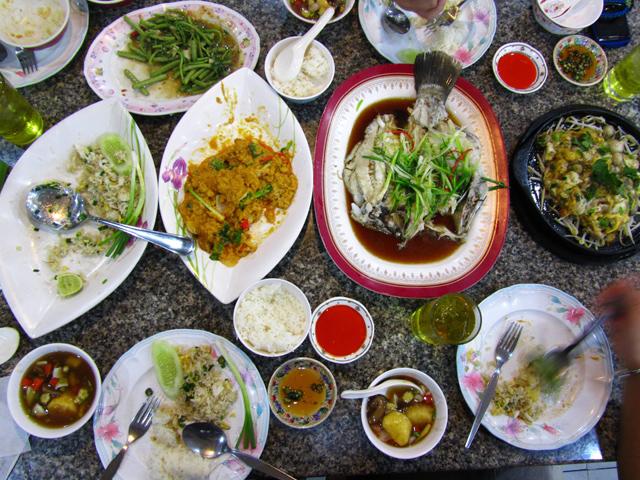 Kuang Seafood restaurant