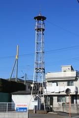 今泉の火の見櫓(上尾市)