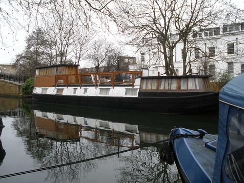 Little Venice, Regent's Canal