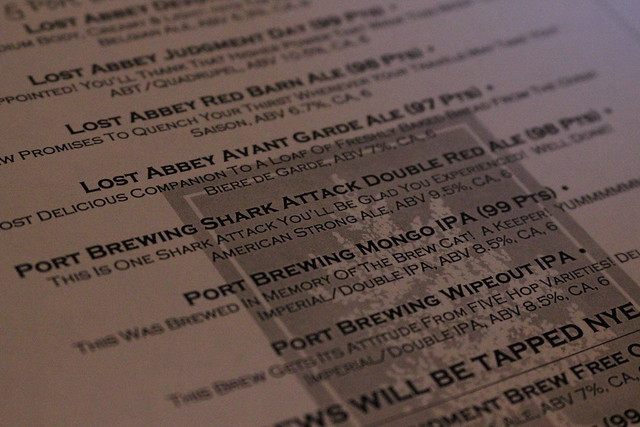 6616420813 4b234c4060 z Port Brewing And The Lost Abbey Have Arrived