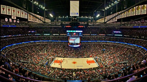 Chicago Bulls 2012 Home Opener