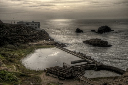 Sutro Baths (HDR)