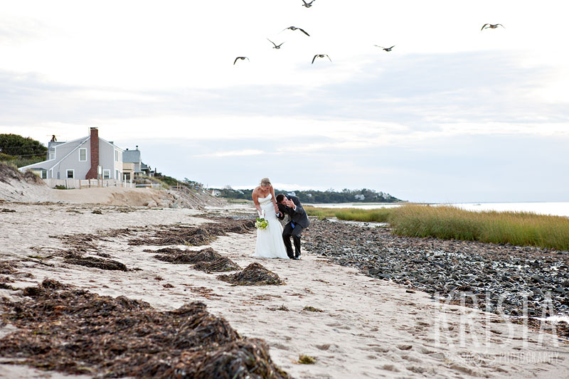 Wedding at the Ocean Edge Resort - Cape Cod