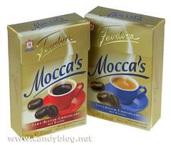 Feodora Mocca's - Zart-Bitter & Vollmilch