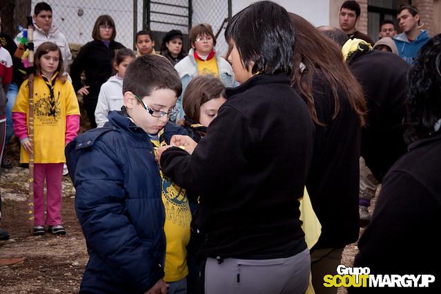 CAMPAMENTO de INVIERNO - Bocairent - Granja Escuela Mariola - 26,27,28,29 Dic 2011