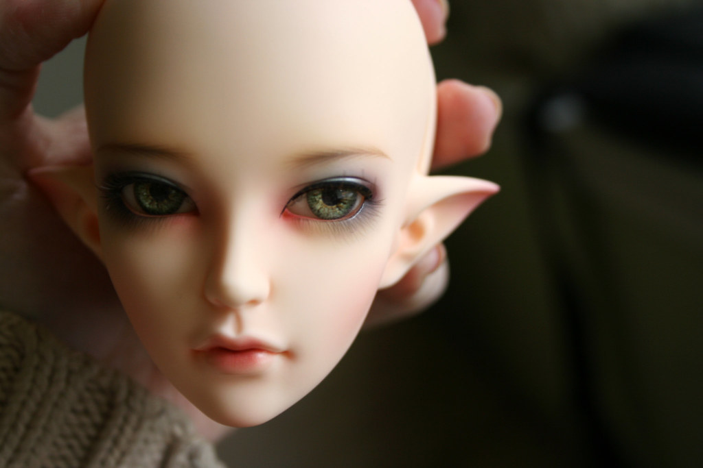 Feeple65 Siean Box Opening Make Up Head Sleepy Slug Flickr