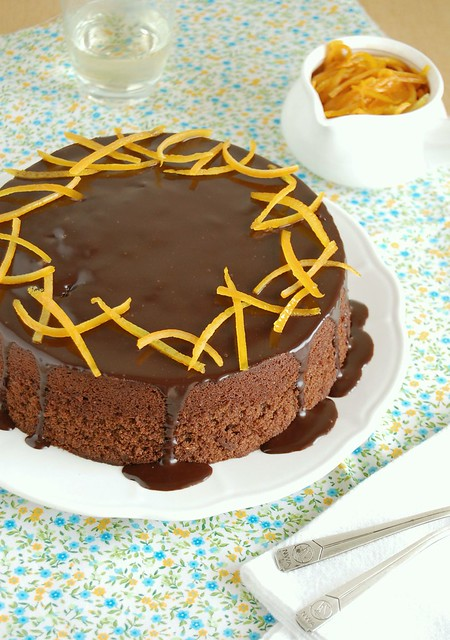 Almost mother-in-law cake / Bolo de quase-sogra