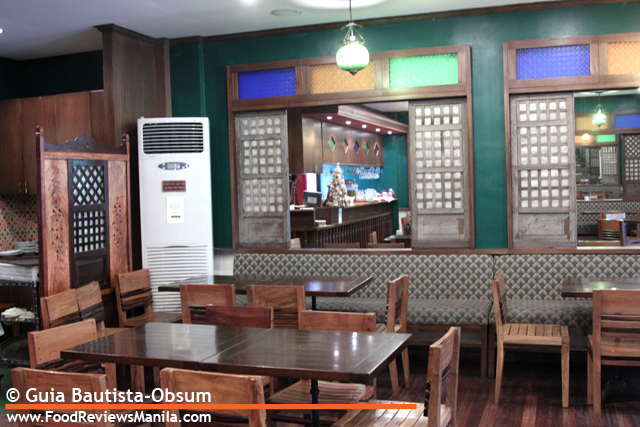 Kanin Club interiors