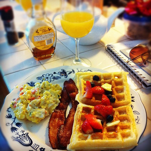 new years day homemade foodie brunch!