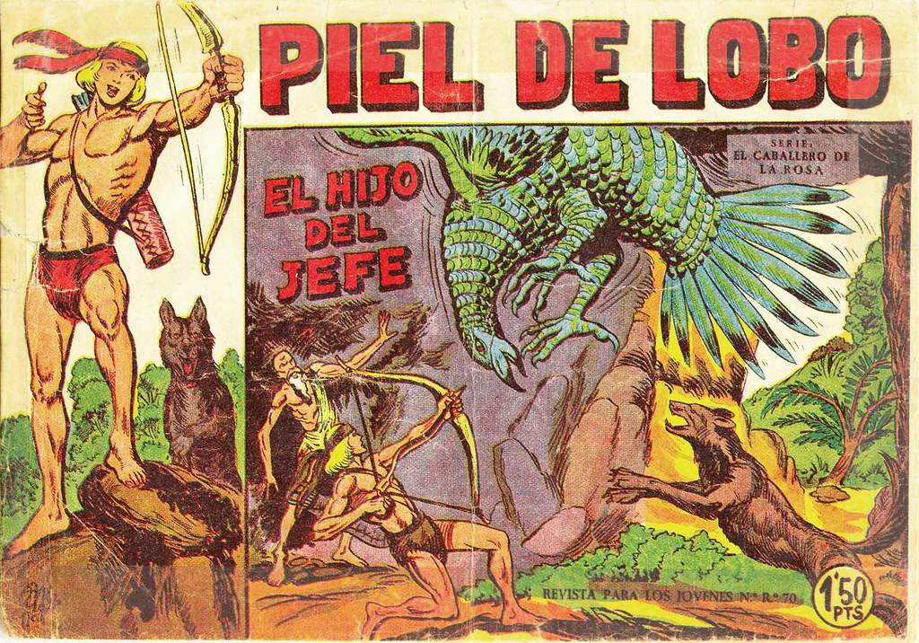 Manuel Gago - Piel de Lobo 17