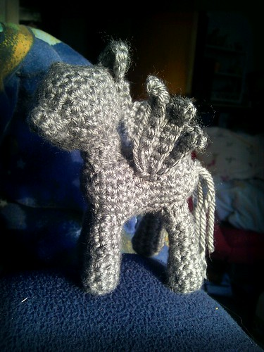 Ravelry: Crochet Pony Pattern inspired by My Little Pony